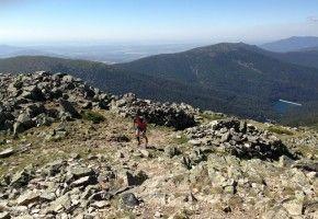 Cumbre de la Pinareja